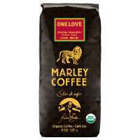 Print a coupon for $1.50 off any Marley Coffee Product