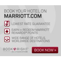 AAA Members get up to 15% additional savings off Weekend Stays and more at Marriott hotels