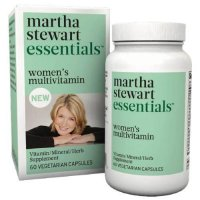 Save $5 on Martha Stewart Essentials Vitamin Supplement