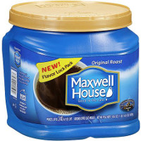Save $0.50 on any Maxwell House Roast and Ground Coffee Product