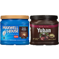 Save $1 on Maxwell House or Yuban Ground Coffee, 28 oz. or larger