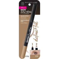Print a coupon for $2 off any Maybelline New York Brow product