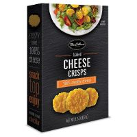 Print a coupon for $1 off any Mrs. Cubbison's Cheese Crisps product
