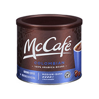 Print a coupon for $1 off one McCafe Coffee Canister