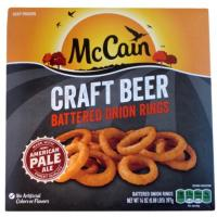 Save $1 on any McCain Craft Beer Batter product