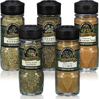 Save $0.75 on any McCormick Gourmet Spice or Herb