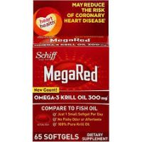Print a coupon for $2 off one MegaRed Product by Schiff