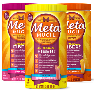 Save $1 on one Metamucil Meta Powder