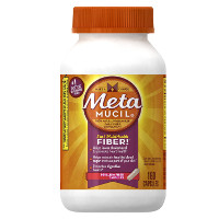 Save $1 on one bottle of Metamucil Capsules
