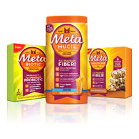Save $1 on one Meta by Metamucil Product