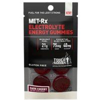 Save $1.28 on any 2 MET-Rx Electrolyte Energy Gummy Pouches