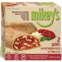 Print a coupon for $3 off one package of Mikey's Pizza Pockets