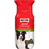 Save $1 on any bottle of Milk Bone Good Morning Vitamins