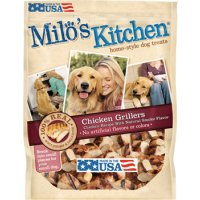 Save $1 on any bag of Milo's Kitchen Dog Treats