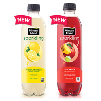Save $0.55 on two bottles of Minute Maid Sparkling Juice