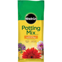 Save $2 on a 2 cubic foot bag of Miracle Gro Potting Mix