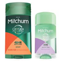 Save $1 on any Mitchum Deodorant Product