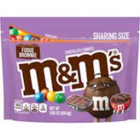 Print a coupon for $0.50 off one bottle of M+M's Candies