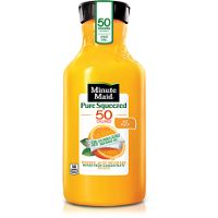 Print a coupon for $0.55 off Minute Maid Refreshment or Minute Maid Light 52 fl oz bottle