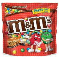 Save $1 on a bag of M+M'S 38 oz or larger