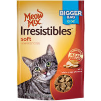 Meow Mix coupon - Click here to redeem