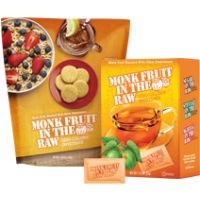 Print a coupon for $0.75 off Monk Fruit In The Raw Packet Box or Bakers Bag