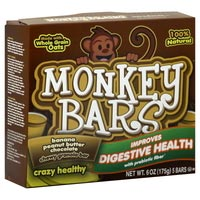 Save $1 on any box of Monkey Bars granola bars