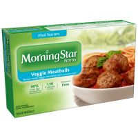 Save $0.75 on one Morningstar Farms Veggie Foods products