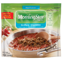 Print a coupon for $1 off two MorningStar Farms Veggie Foods products