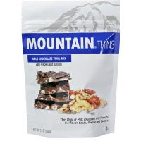 Print a coupon for $1 off one package of Mountain Thins Trail Mix
