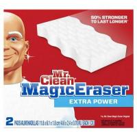Save $0.75 on one Mr. Clean Magic Eraser Extra Power