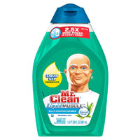 Save $0.50 on one bottle of Mr. Clean Muscle, Liquid or Spray