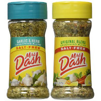 Save $1.50 on any two Mrs. Dash Seasoning Blends
