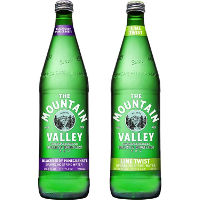 Print a coupon for $1 off two Mountain Valley Spring Water products