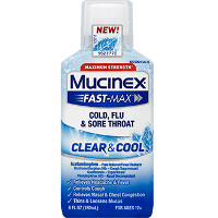 Print a coupon for $2 off any Mucinex Clear and Cool product