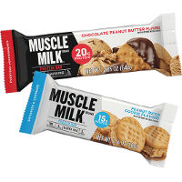 Print a coupon for $1 off one Muscle Milk Protein Bar