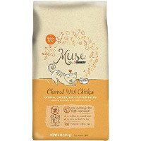 Print a coupon for $5 off a bag of Muse Natural Dry Cat Food, 4lbs or larger