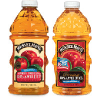 Print a coupon for $1 off two 64oz bottles of Musselman's Apple Juice