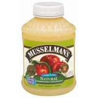 Save $0.75 on two Jars of Musselman's Apple Sauce