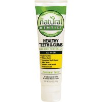 Save $1 on any The Natural Dentist Toothpaste - Plus boost your coupon for additional savings