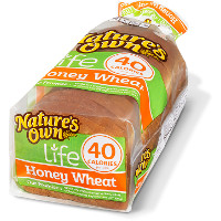 Print a coupon for $1 off a loaf of Nature's Own Life Bread