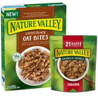 Print a coupon for $0.50 off one boxes of Nature Valley CGranola