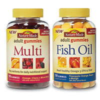 Save $1 on a Nature Made Fish product
