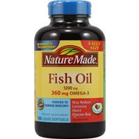 Save $1 on any Nature's Bounty Vitamin or Supplement