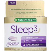 Print a coupon for $5 off one Nature's Bounty Sleep3 product 5