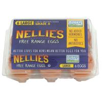 Save $0.50 on one package of Nellie's Free Range Eggs