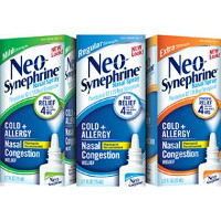 Print a coupon for $1.75 off one Extra Strength Neo-Synephrine product