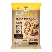 Print a coupon for $1 off Nestle Toll House Simply Delicious Snack Bar Dough