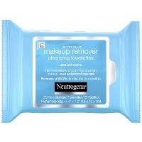 Print a coupon for $1 off Neutrogena Ultra Soft Makeup Wipes