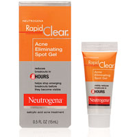 Save $2 on any Neutrogena Rapid Clear Acne Product